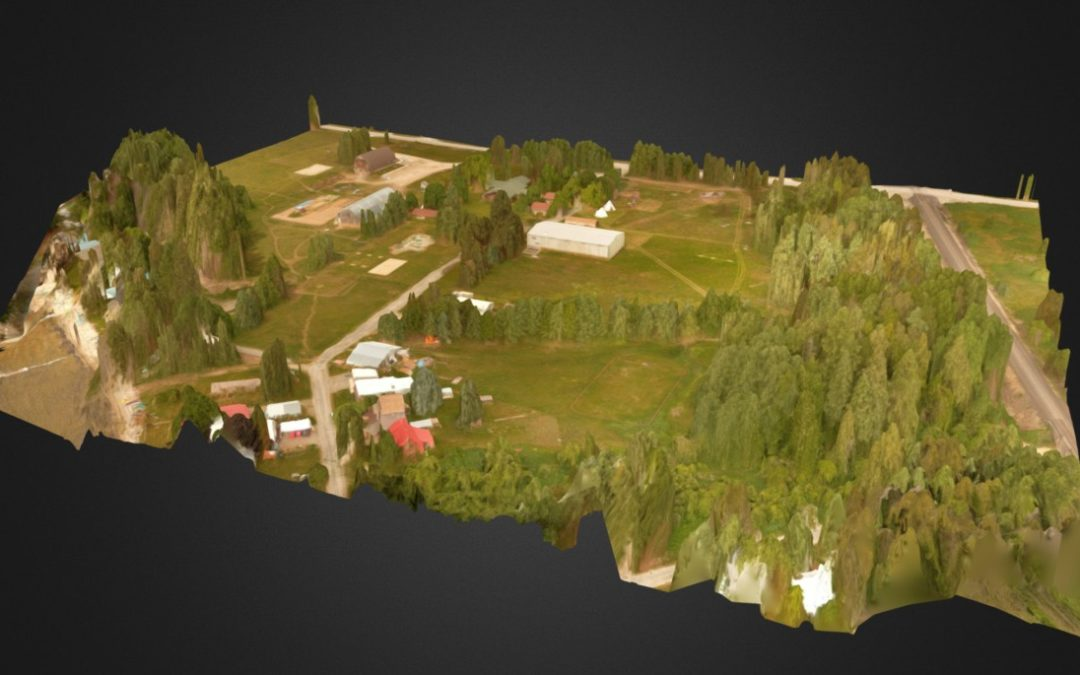 3-D Maps of Your Property