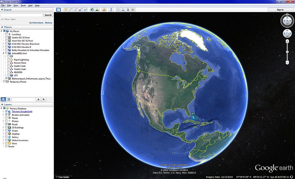 Google Earth in HD